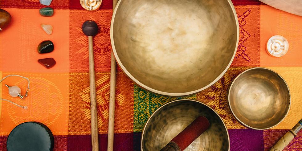 Sound Bath Meditation - Online Workshop