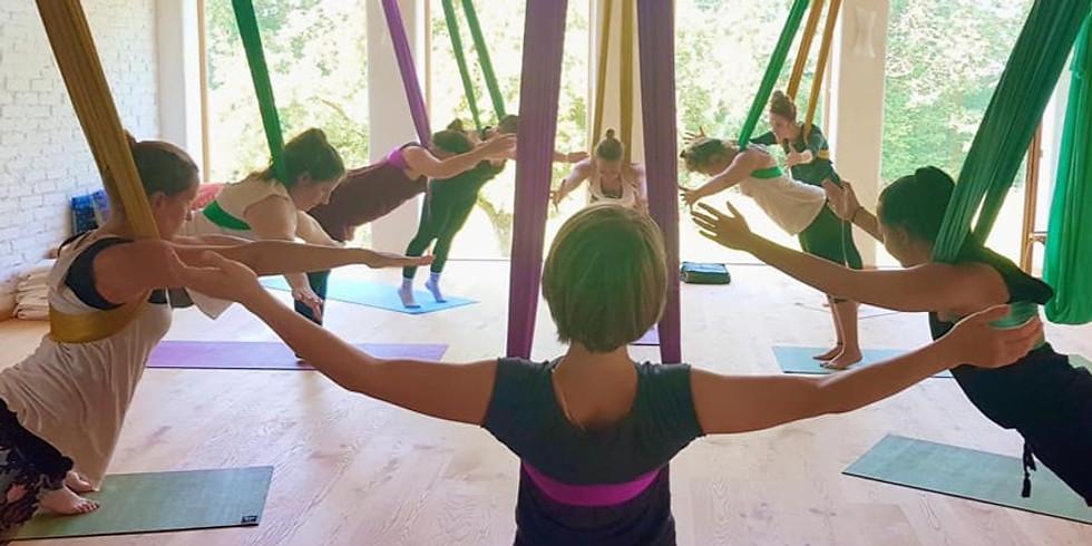 Aerial Yoga Workshop