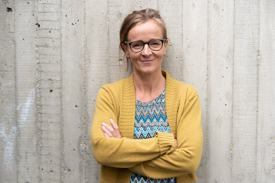 Ingeborg Guggenberger, Architektur