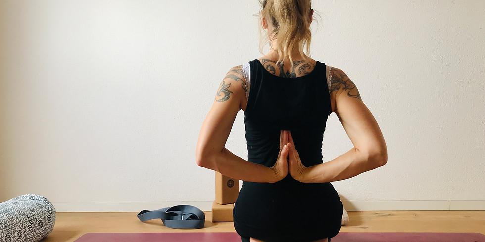 """Yoga Workshop """"Flügel Balancen"""" - mit Eva Werner"""