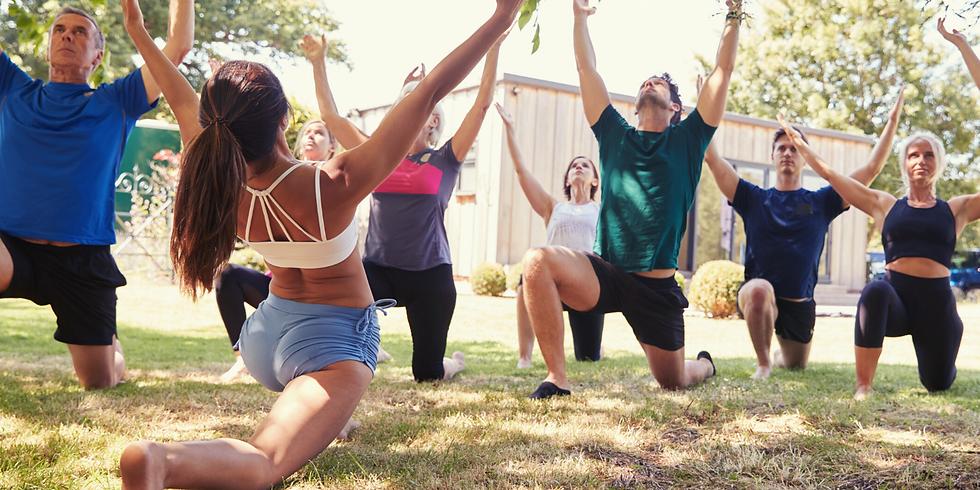 Internationaler Yogatag - Yoga Fusion