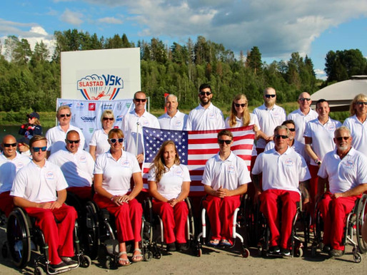 Team Staff for 2021 Disabled World Championships Selected