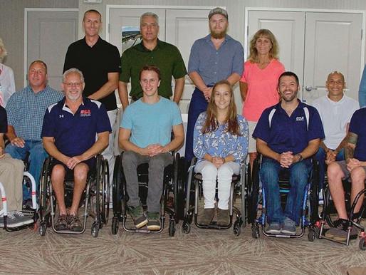 2019 USA Adaptive Water Ski Team Selected