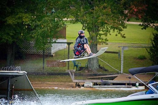 adaptive water skiing