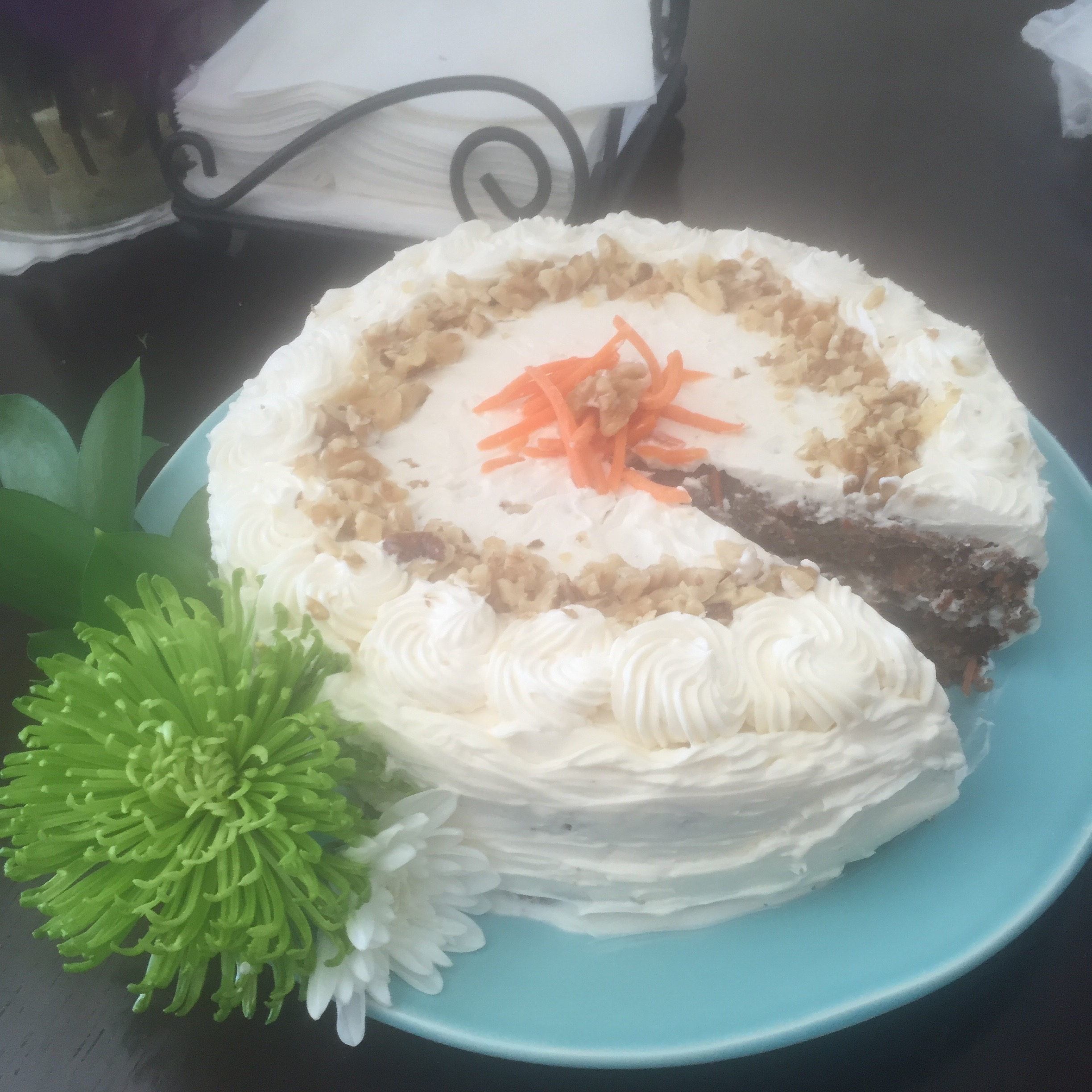 Specialty Carrot Cake