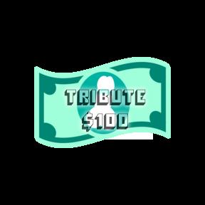 tribute100