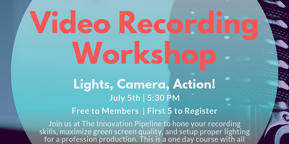 Video Recording Workshop
