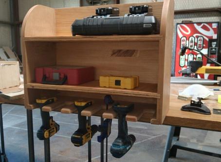 DIY Tool Rack