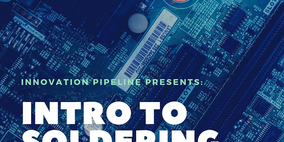 Intro to soldering