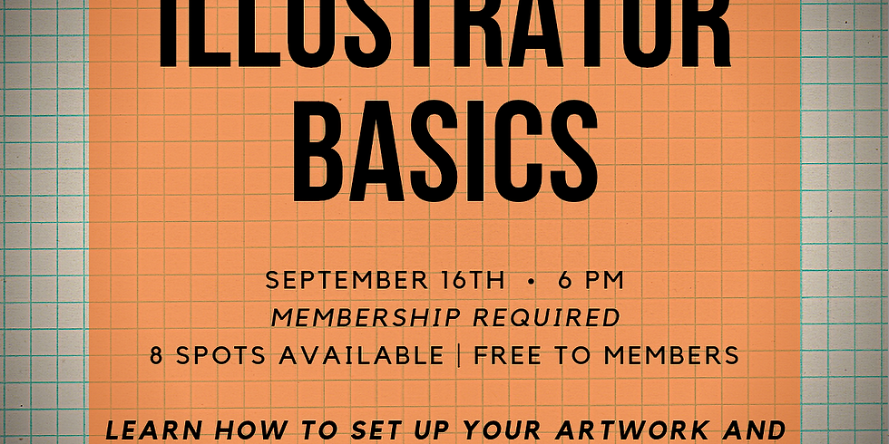 Illustrator Basics