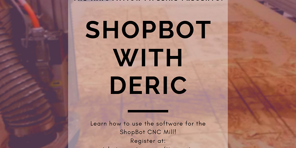 ShopBot With Deric