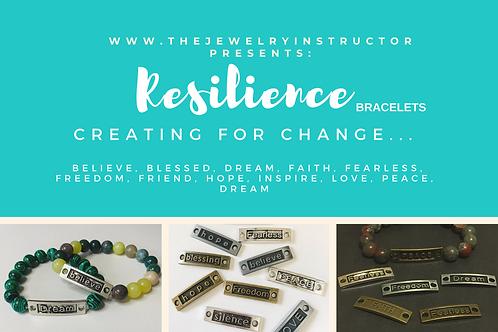 Resilience Bracelets