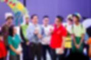 行政會議召集人陳智思先生到來與基層家庭分享