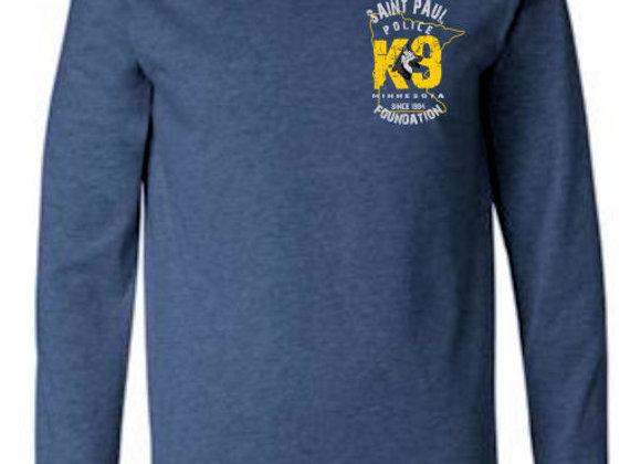 Minnesota K-9 Long Sleeve Tee