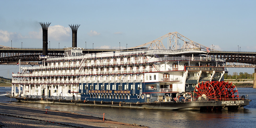 FREE Online Presentation: American Queen Paddleboats next Spring