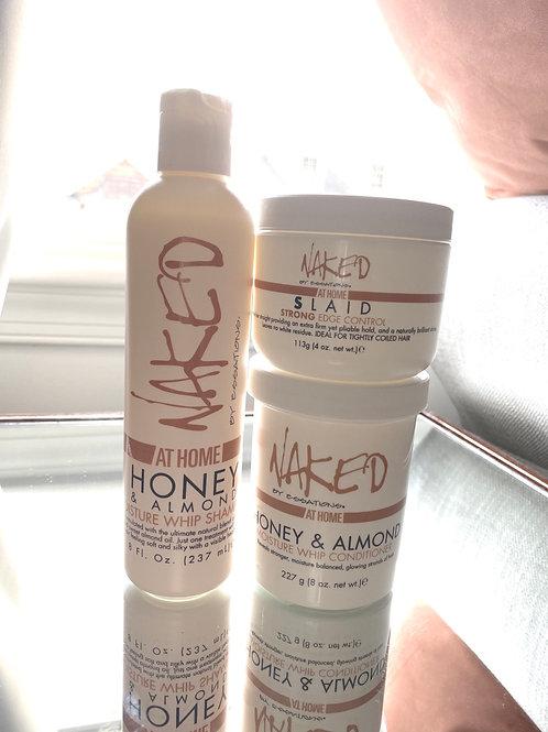 Naked Hair Bundle Kit