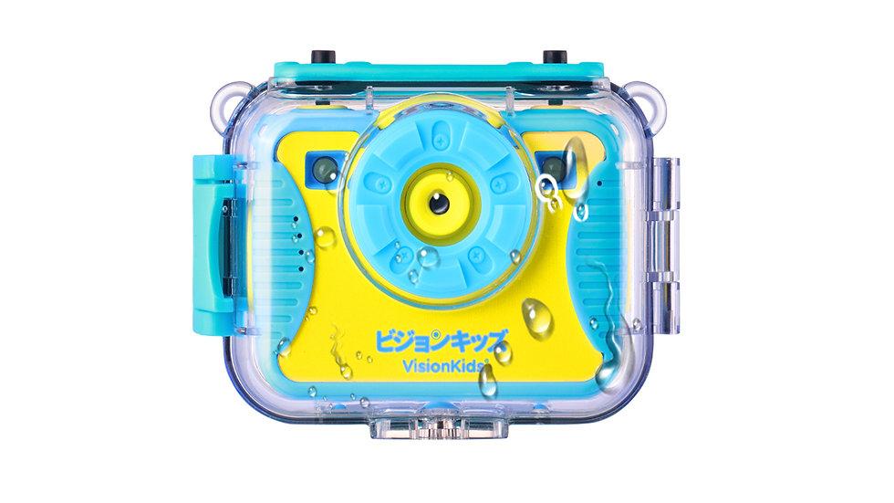 子供用防水アクションカメラActionX +