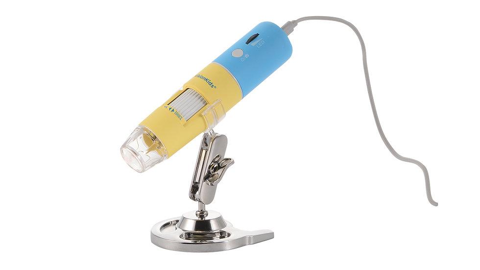 ワイヤレス顕微鏡 KyoMiKids