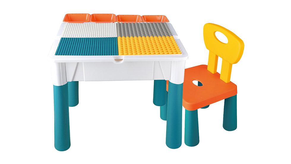 積み木・勉強 多機能テーブルHappi Table