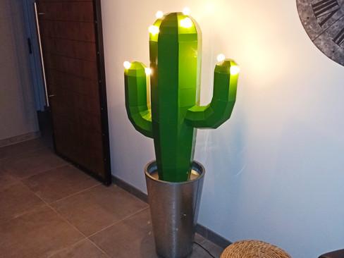 Lampe - cactus