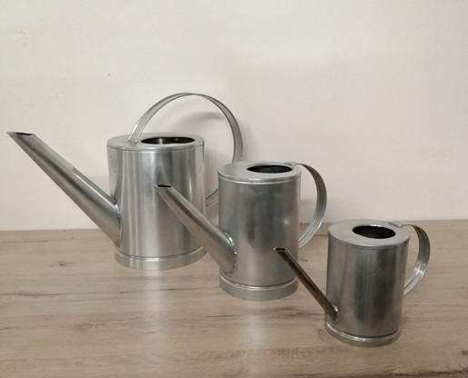 arrosoirs en zinc