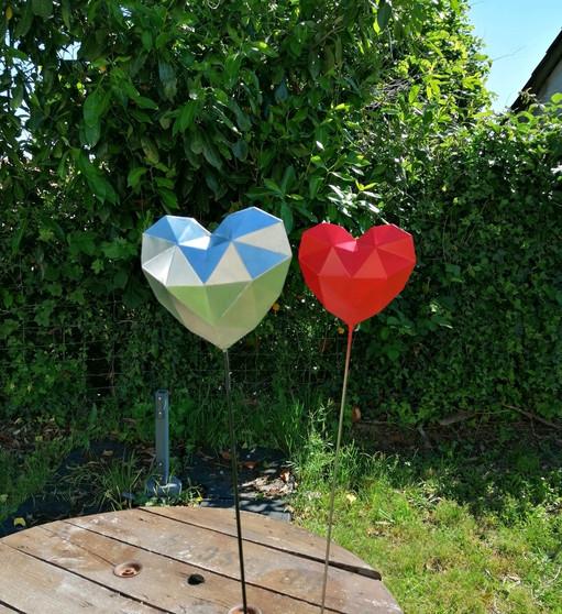 coeur décoratif