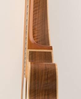 Guitare Harpe