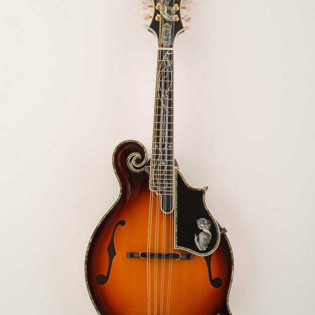 "Mandoline F5 Style ""Mucha"""