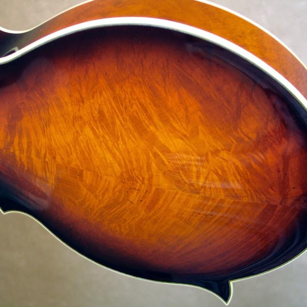 Mandoline Absynthe Sunburst