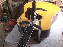 Réparation Guitare Martin