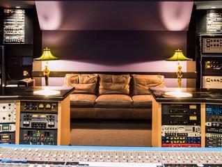 Finally I am in my new permanent LA home. I give you my studio, Sphere Studios. www.spherestudios.co