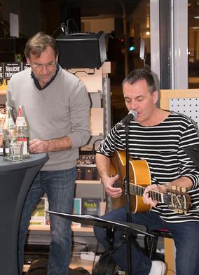Markus Hoffmann & Olli Back