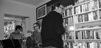 Markus Hoffmann, Olli Back, Brigitte Endres