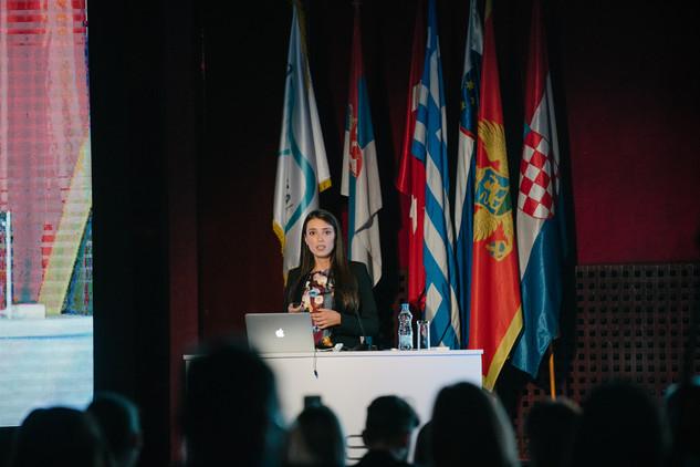Branka Marinkovic @Sinergija 1.0