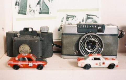 はじめてのフィルムカメラ