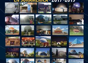 META 2019. 30 Planetarios Visitados.