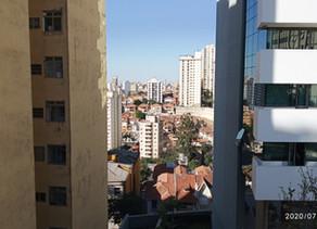 Sao Paulo - Isotrópica y Homogénea