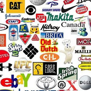 Company name logos