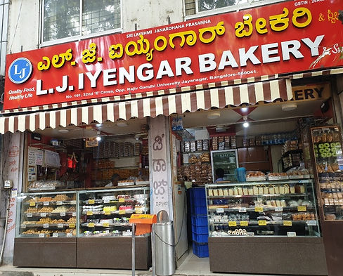 LJ Iyengar Bakery