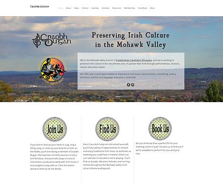 Green Pencil Content sample website