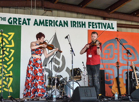 The Great American Irish Festival Celebrates Celtic Heritage in the Mohawk Valley