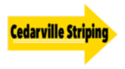 Cedarville Striping | parking lot painting