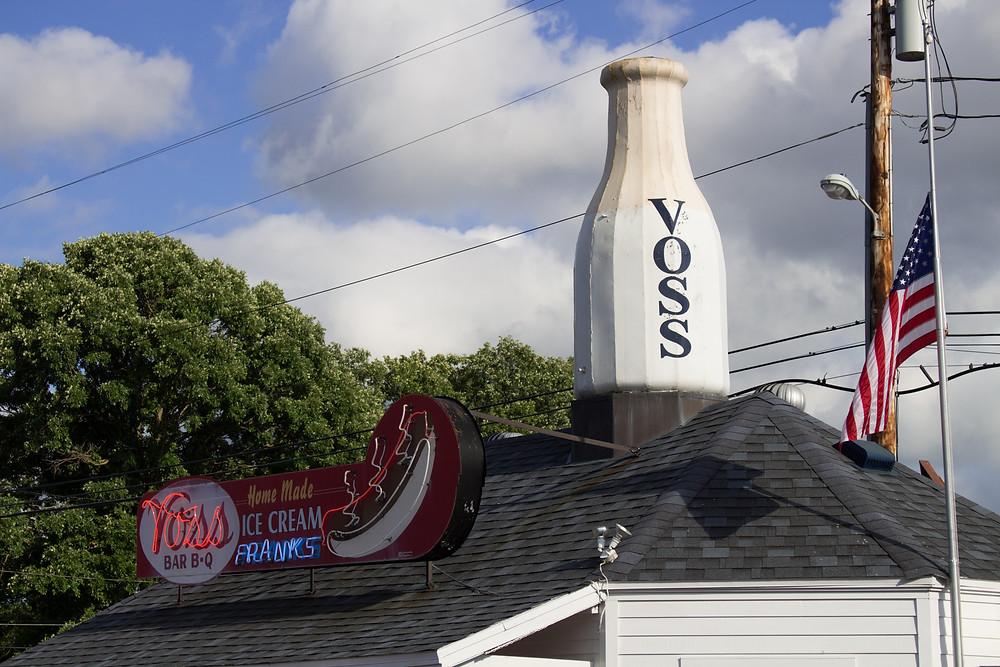 Voss Bar-BQ Yorkville NY