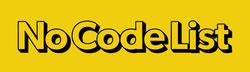 No Code List