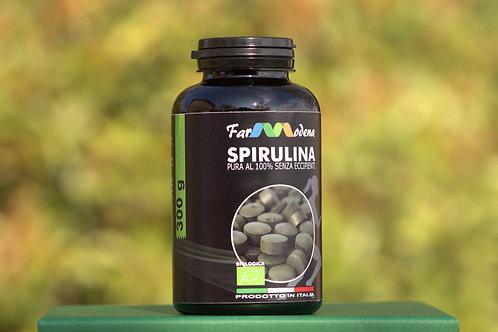 Compresse di Spirulina bio 300g