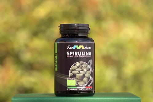 Compresse di Spirulina bio 150g