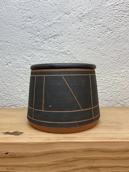 Geo Stash Jar