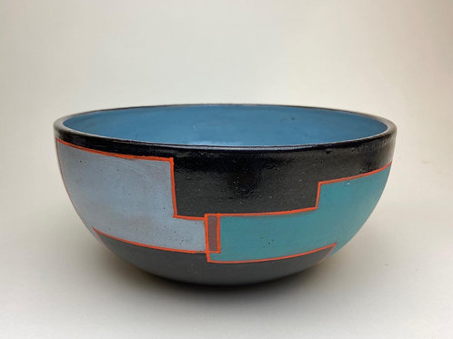 Plateau Valley Mesa, serving Bowl