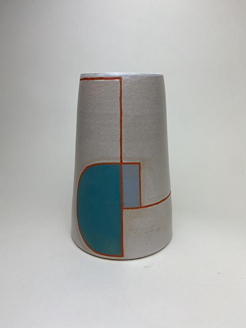 Blue Note, vase