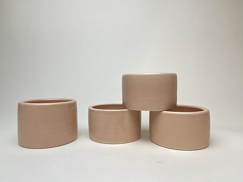 Soft Blush, prep bowls